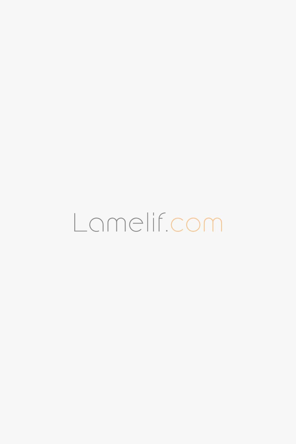 Lamelif Blogger Sweat Siyah